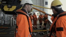 Vessel Induction